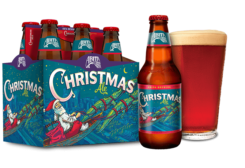 Christmas Ale   Abita Beer