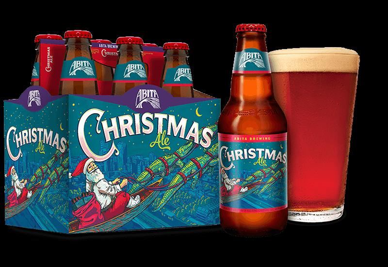 Christmas Ale   Abita Beer