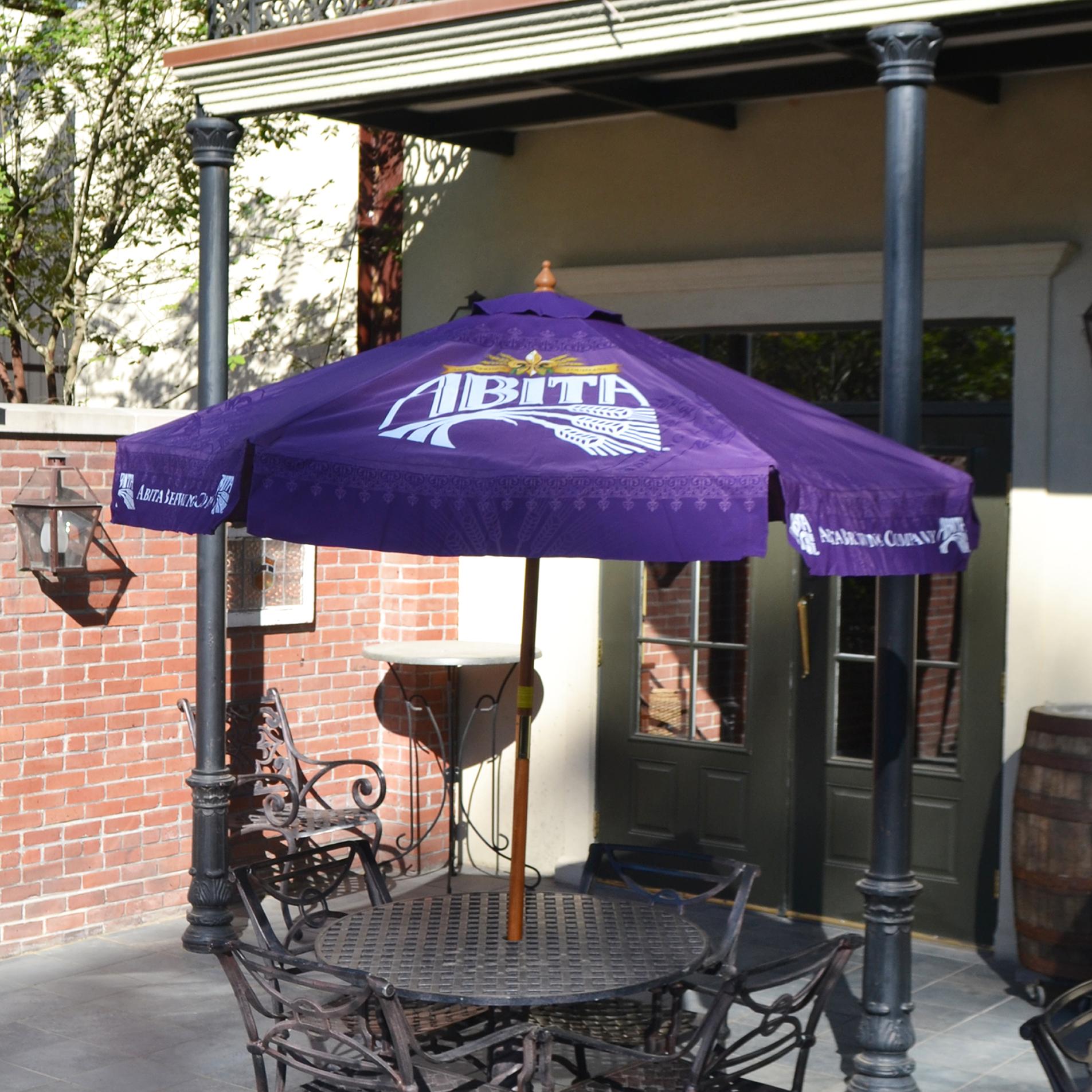 Abita Beer Patio Umbrella Abita Shop Abita Beer