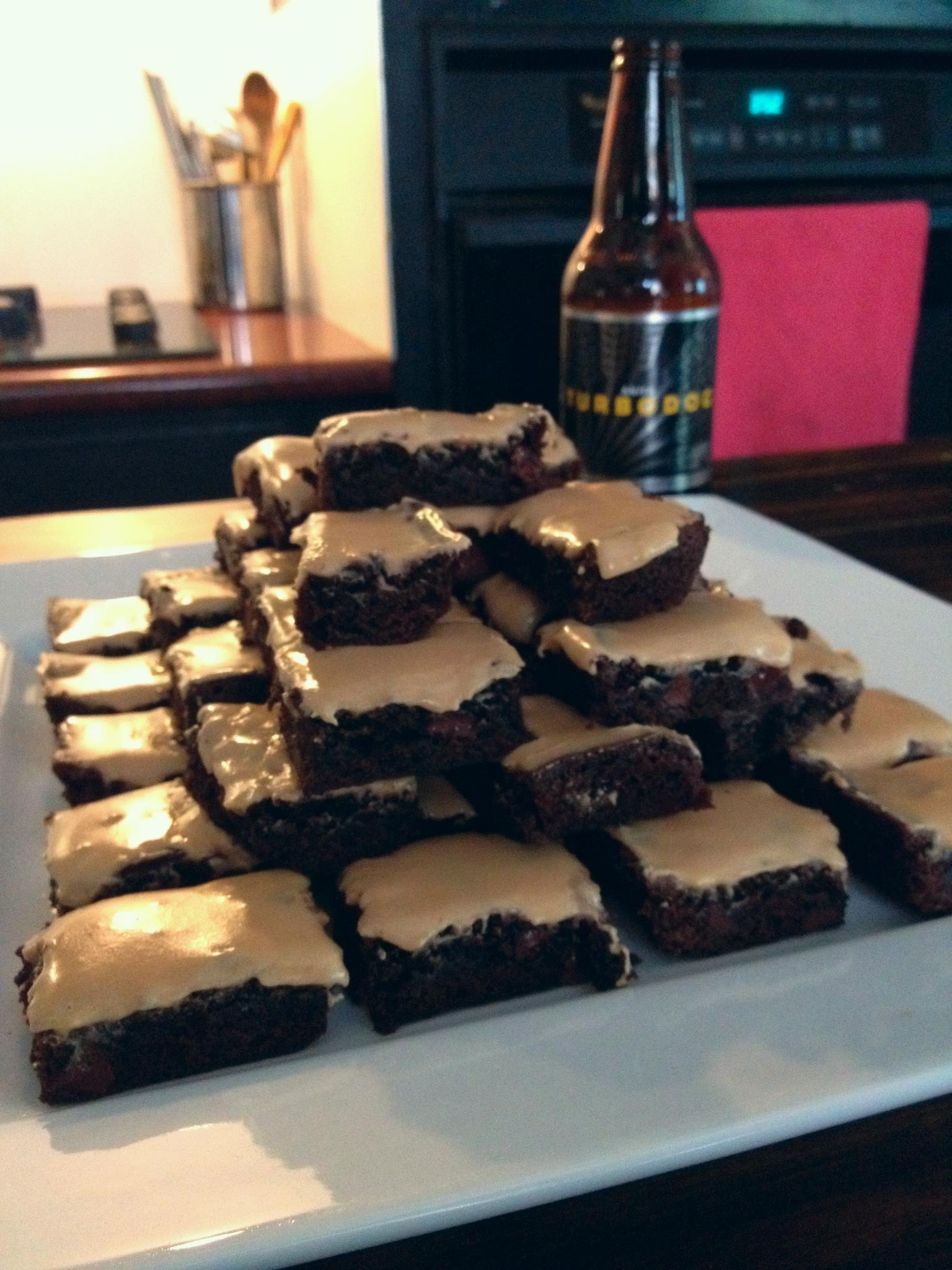 Abita Turbodog Espresso Brownies Recipes Abita Beer